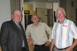Orville Shaw, Paul Dunbrook & Fred Asbeck